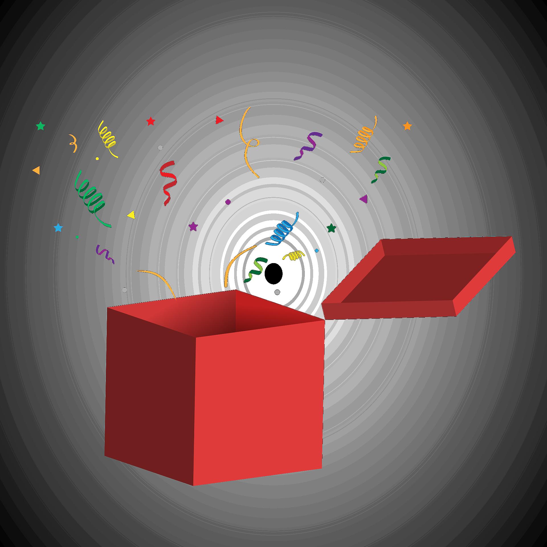 La caixeta màgica
