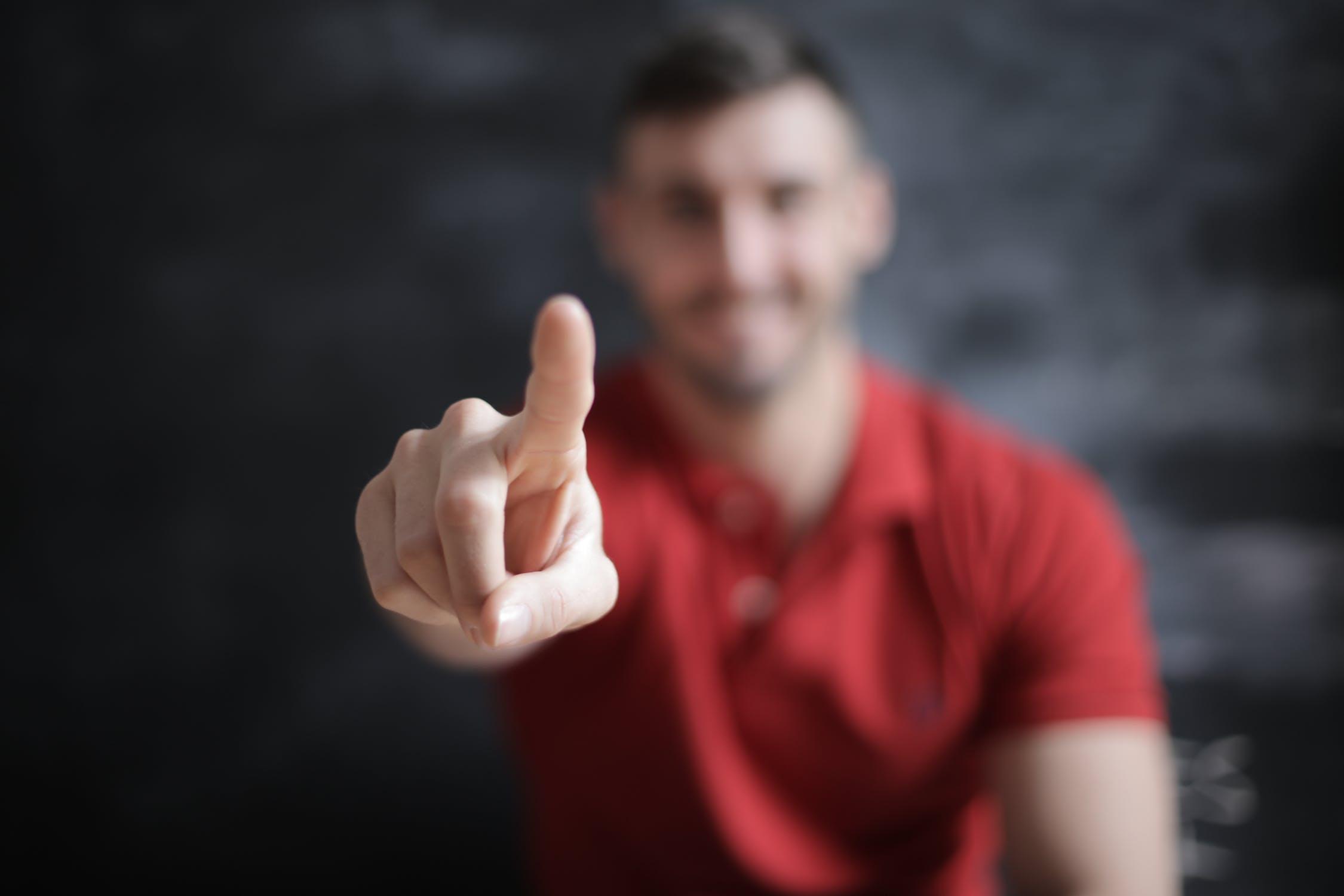 El dit assenyalador