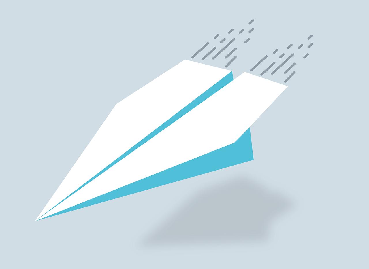 Els avions de paper